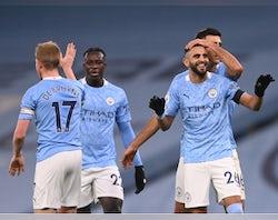 Mahrez nets hat-trick as five-star Man City hammer Burnley