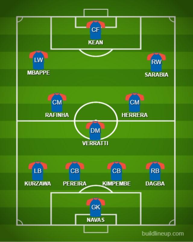 POSS PSG XI vs. BOR 2