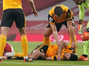 Wolves striker Raul Jimenez undergoes surgery on fractured skull