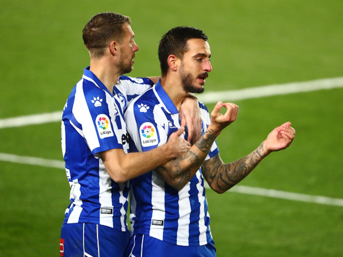 Deportivo vs mirandes betting expert boxing spread betting nfl