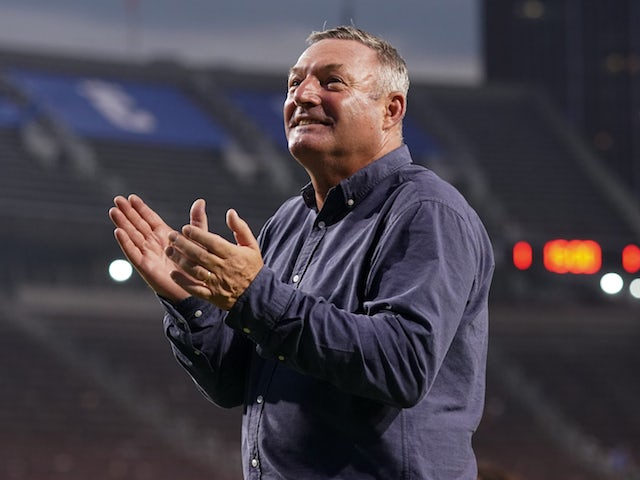 Ron Jans, now in charge of FC Twente, pictured in September 2019