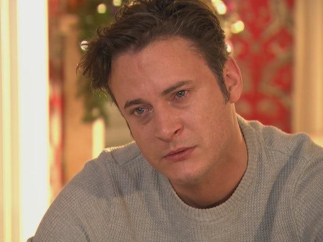Luke on Hollyoaks on December 8, 2020