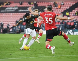 Fernandes equals Man United goalscoring record in win over Southampton