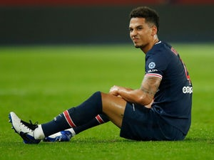 PSG injury, suspension list vs. Man United