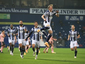 West Brom edge past Sheffield United for first Premier League win of the season