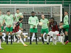 Result: Celtic surrender two-goal lead to AC Milan at San Siro