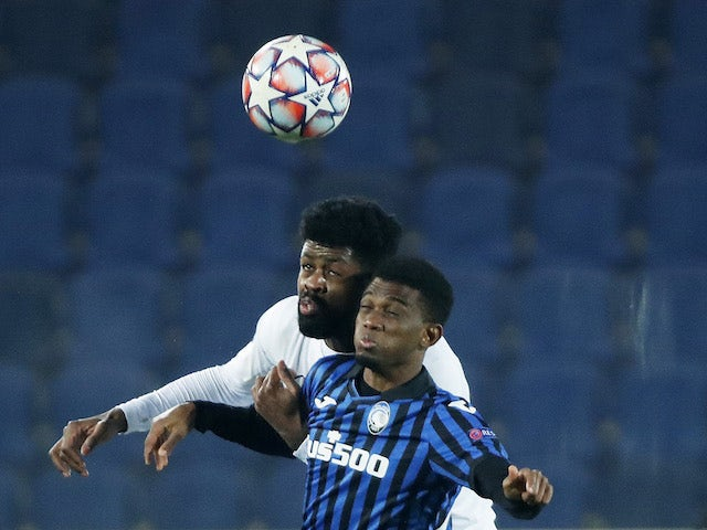 Amad Diallo trains with Manchester United first team