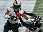 NFL roundup: New Orleans Saints secure playoff place