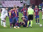 Barcelona team news: Injury, suspension list vs. Eibar