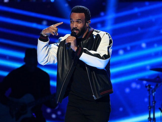 Craig David 'lined up for Top of the Pops Christmas special'