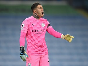 Ederson: 'I am Man City's best penalty-taker'