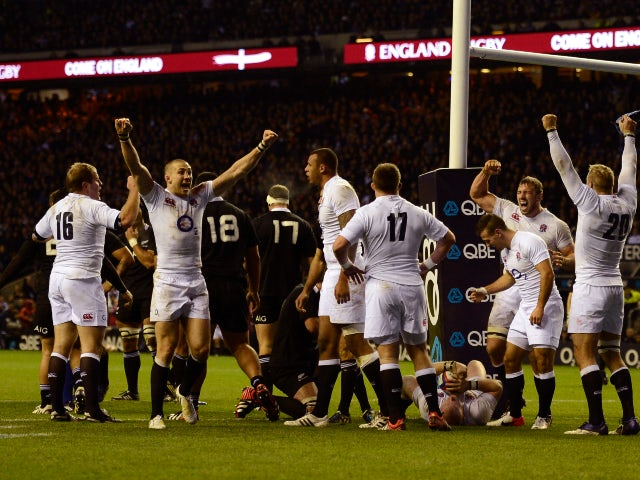On This Day in 2012: England record stunning victory over All Blacks
