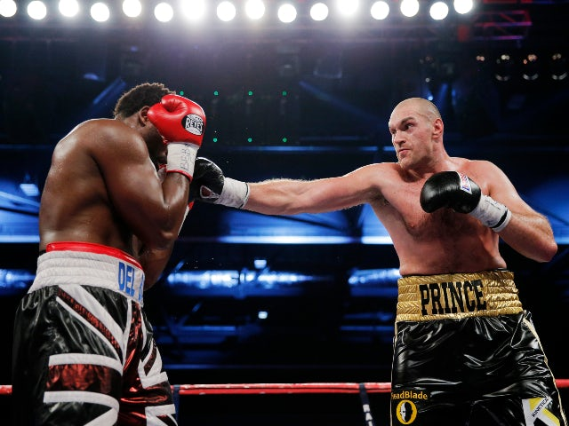 On This Day in 2014 - Tyson Fury dominates Dereck Chisora in London