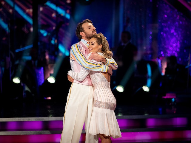 Another couple eliminated ahead of Strictly Come Dancing semi-final