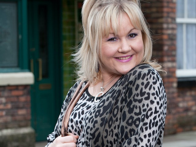 Coronation Street star reveals partial blindness