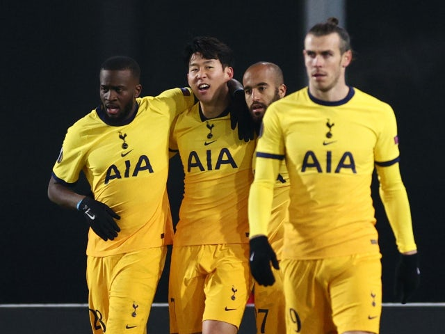 Result: Tottenham advance in Europa League despite dramatic LASK fightback