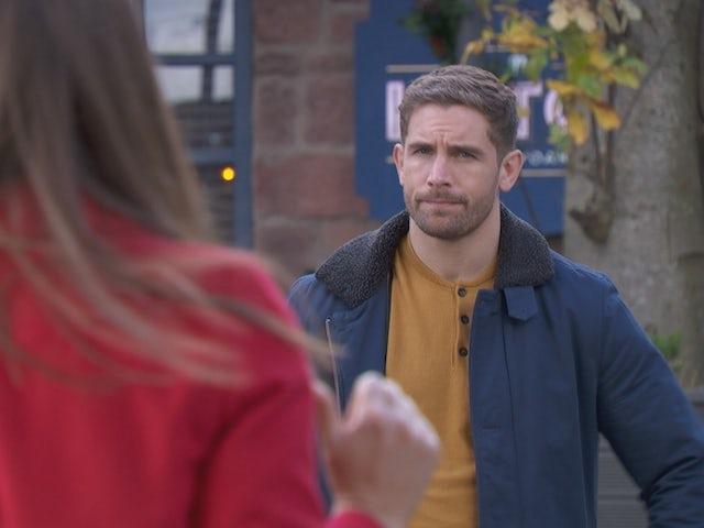 Brody on Hollyoaks on December 14, 2020