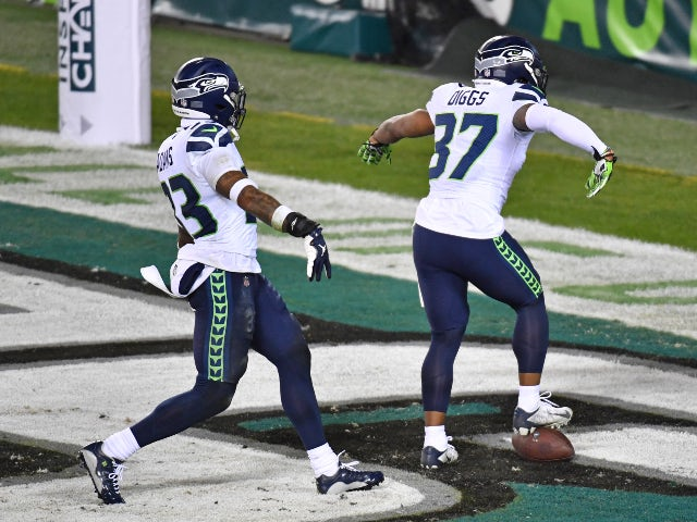 Result: Seattle Seahawks ease past struggling Philadelphia Eagles