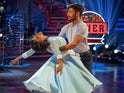 Ranvir Singh and Giovanni Pernice on Strictly Come Dancing week seven
