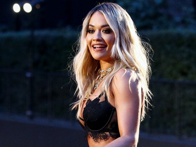 Rita Ora apologises after throwing birthday party during lockdown