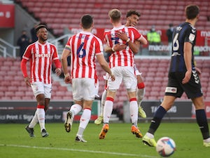 Stoke climb into playoff places with narrow win over Middlesbrough