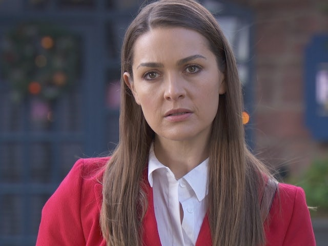 Sienna on Hollyoaks on December 14, 2020