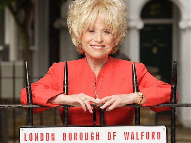 EastEnders stars pay tribute to Dame Barbara Windsor
