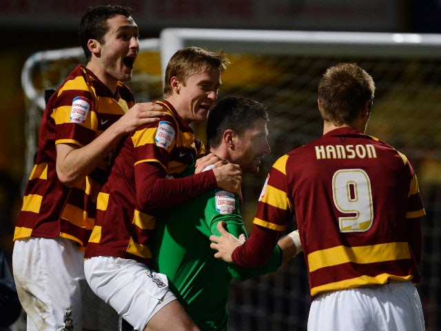 On This Day in 2012: Arsenal knocked out of EFL Cup by Bradford