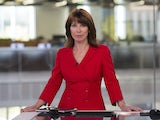 Kay Burley for Sky News