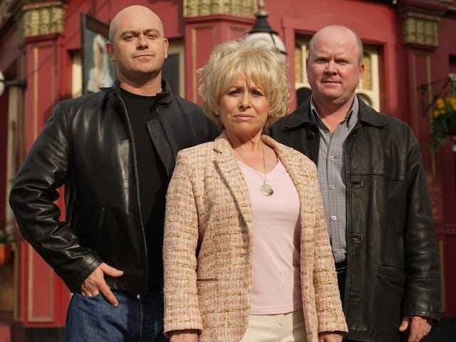 Ross Kemp, Pam St Clement pay tribute to Dame Barbara Windsor