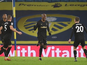 Angelo Ogbonna header propels West Ham to victory at Leeds
