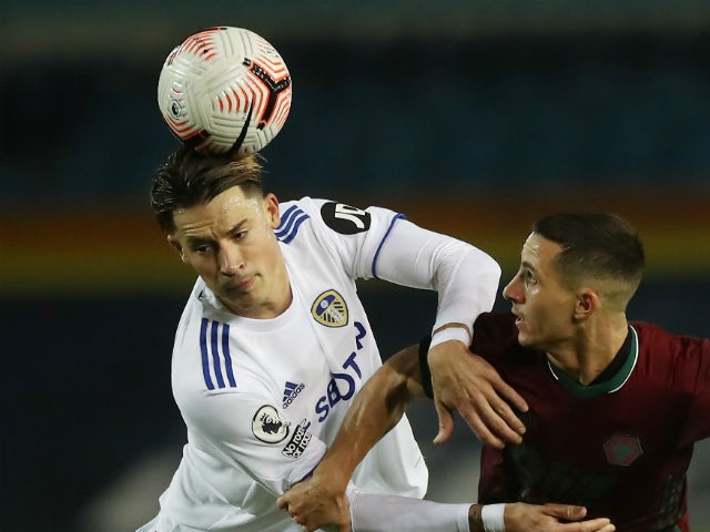 Leeds to rest Robin Koch and Mateusz Klich for rest of season