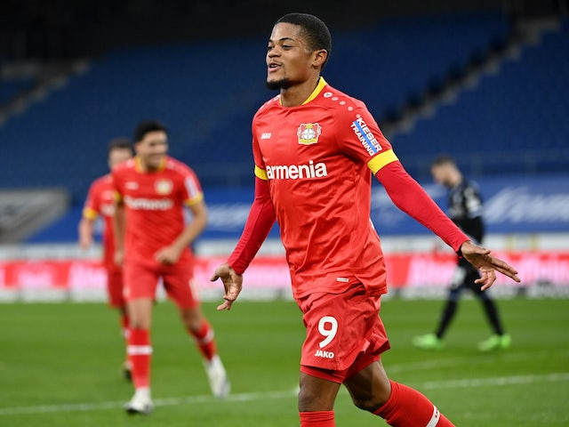 Aston Villa 'agree personal terms with Leon Bailey'