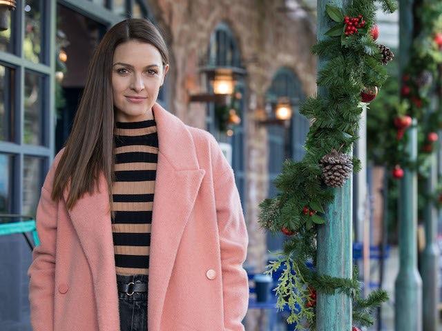 Sienna on Hollyoaks on December 22, 2020