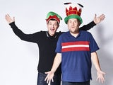 Mat Horne and James Corden promo the Gavin and Stacey Christmas special 2019