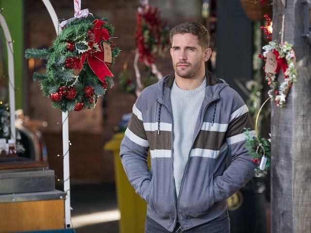 Brody on Hollyoaks on December 21, 2020