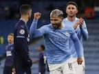 Result: Sergio Aguero nets as Manchester City overcome Marseille