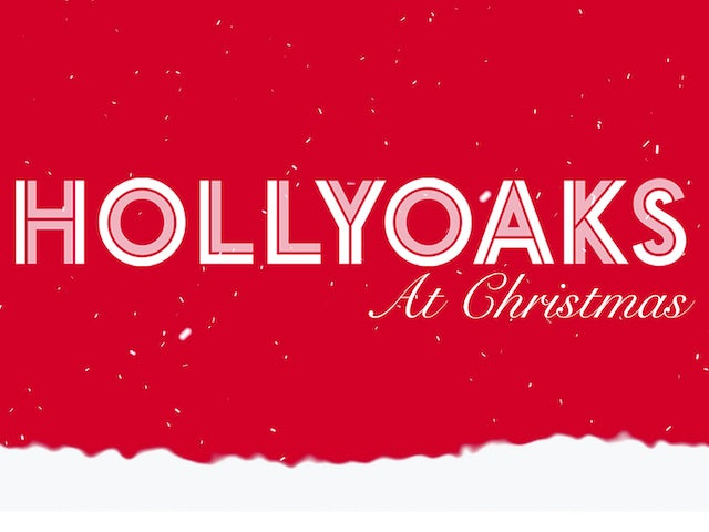 Picture Spoilers: Christmas and New Year on Hollyoaks