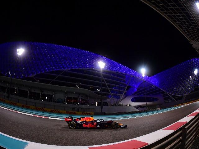 Result: Lewis Hamilton sixth as Max Verstappen tops final Abu Dhabi practice