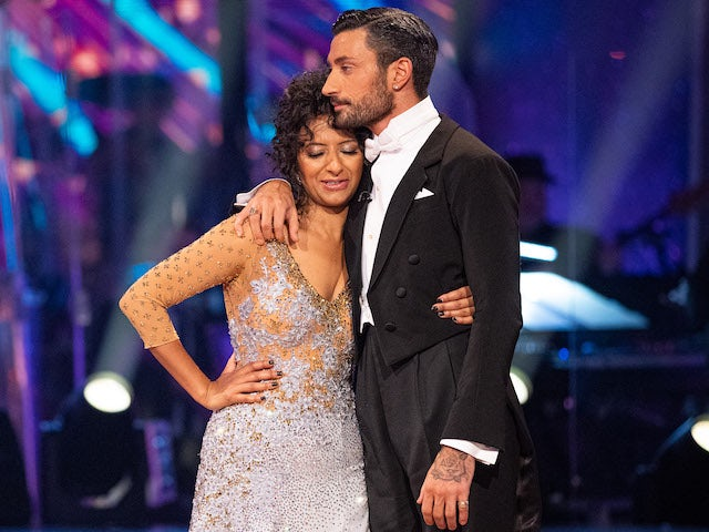 Final couple eliminated ahead of Strictly Come Dancing final