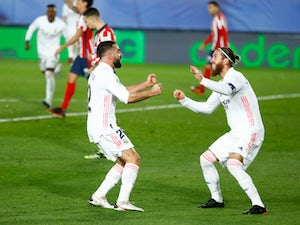 Zinedine Zidane delighted with win over Atletico Madrid