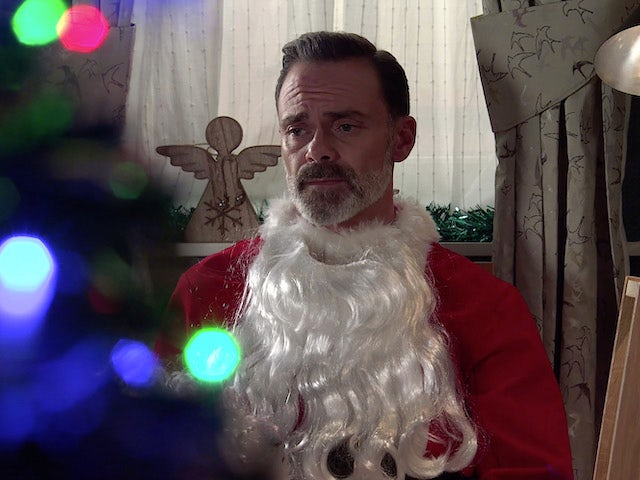 Billy on the second episode of Coronation Street on December 23, 2020