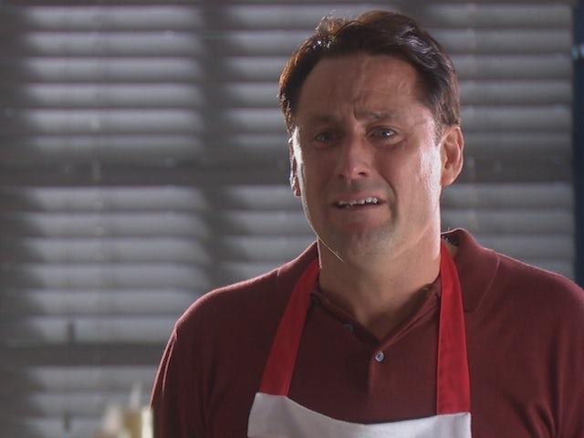 Tony on Hollyoaks on December 23, 2020