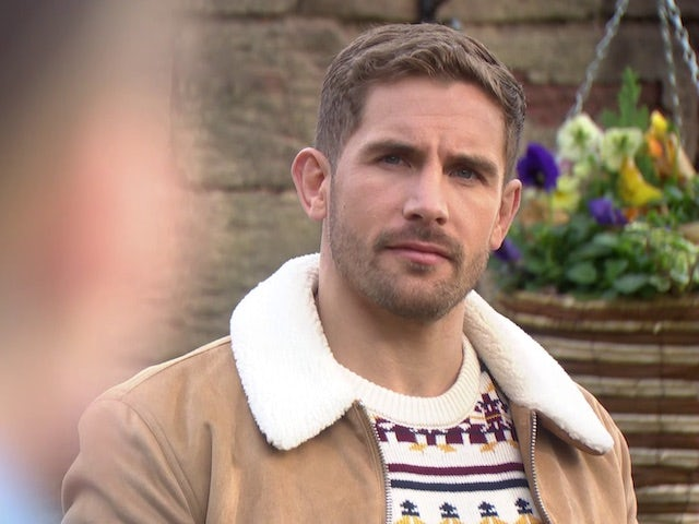Brody on Hollyoaks on December 23, 2020