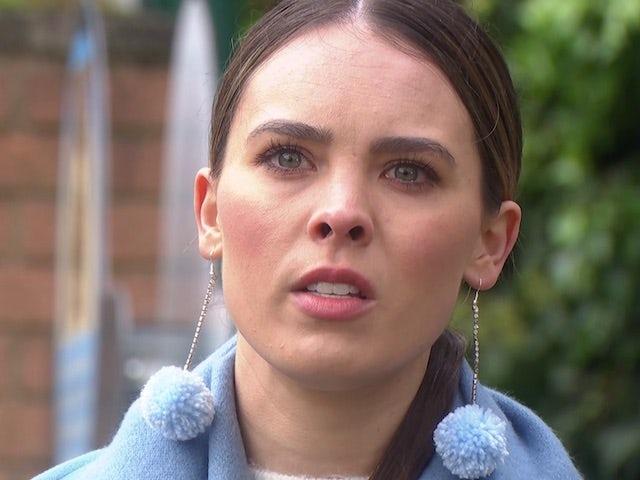 Sienna on Hollyoaks on December 23, 2020
