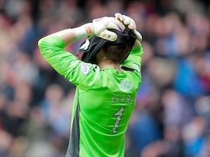 St Johnstone goalkeeper Zander Clark jokingly calls for assist bonus