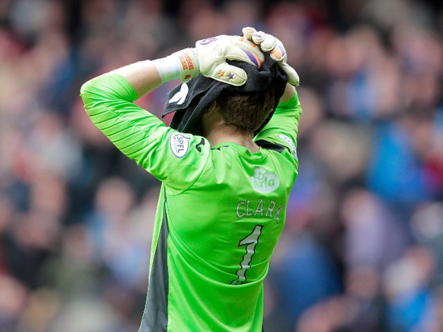 Zander Clark refusing to get carried away with St Johnstone European nights