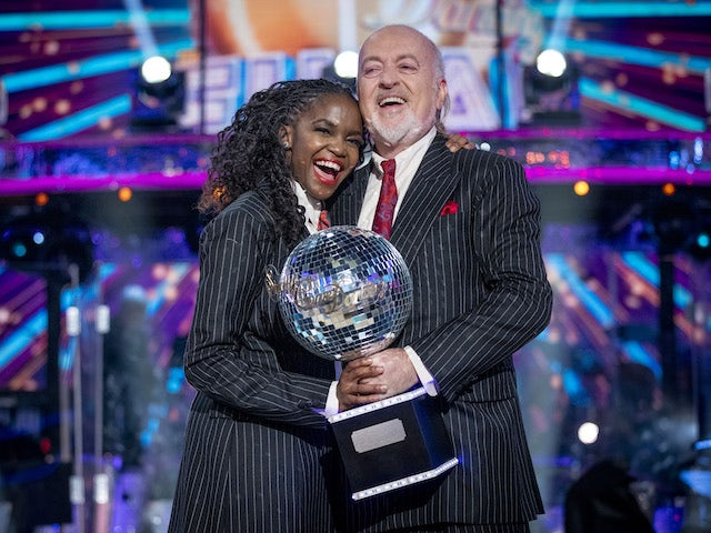 Over 13 million tune in for Strictly Come Dancing final