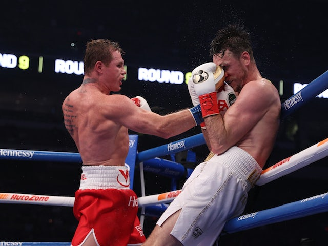 Result: Canelo Alvarez overcomes Callum Smith courtesy of dominant display