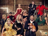 Celebs On The Farm cast 2021